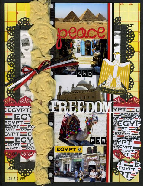 The Of Living Peace And Freedom In The Here And Now scrap yourself peace and freedom for