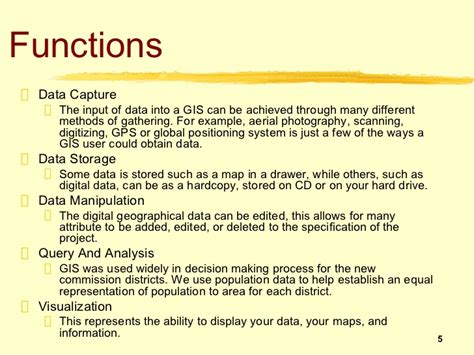 point pattern analysis in gis ppt gis presentation