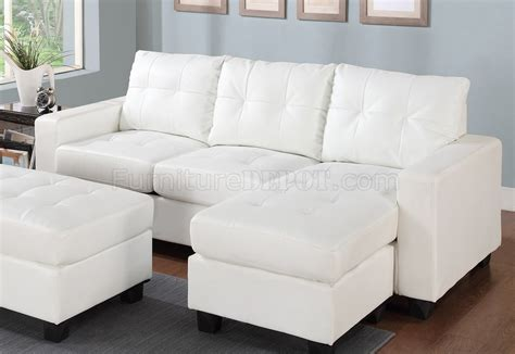 white bonded leather sofa set 2513 sectional sofa set in white bonded leather match pu
