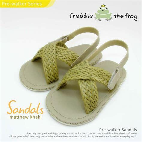 jual sepatu freddie the frog matthew khaki beautiful