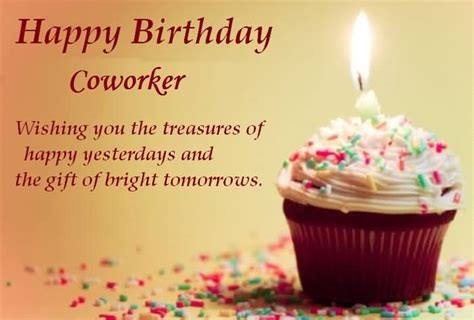 Happy Birthday Wishes Coworker Coworker Birthday Wishes Nicewishes Com Page 7