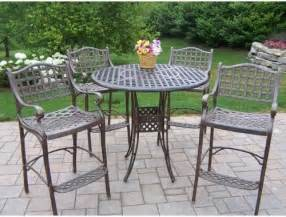 patio furniture bar height bar height patio dining sets patio design ideas