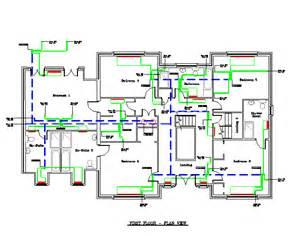 floor plan network design design services