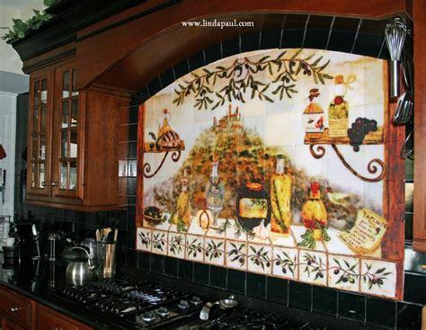 italian tile murals tuscany backsplash tiles italian tile backsplash kitchen tiles murals ideas