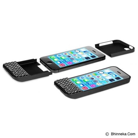 Typo 2 Keyboard Iphone 55sse Black jual typo keyboard for iphone 5 5s black murah