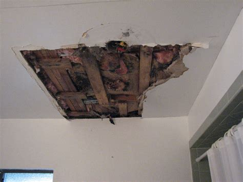 Fix Water Damaged Ceiling by Water Damage Repairs In Brevard County Water Damaged Drywall