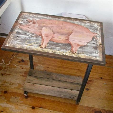 kitchen island legs metal 1000 images about painting on reclaimed wood on