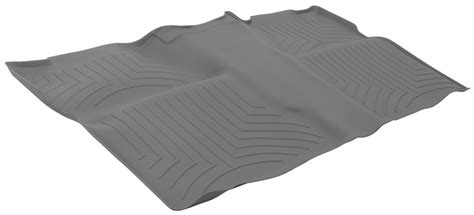 2012 Silverado Floor Mats by Floor Mats For 2012 Chevrolet Silverado Weathertech Wt460660