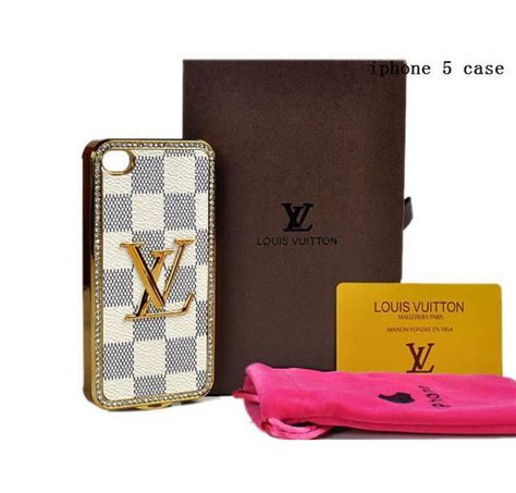 louis vuitton themes for iphone 5 louis vuitton iphone 5 5s case metallic logo with crystal