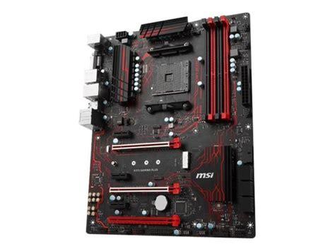 Murah Ori Msi X370 Gaming Pro Socket Am4 Ddr4 msi amd ryzen am4 x370 gaming plus atx motherboard ebay