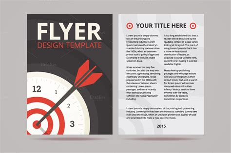 now open flyer template now open flyer template pictures to pin on