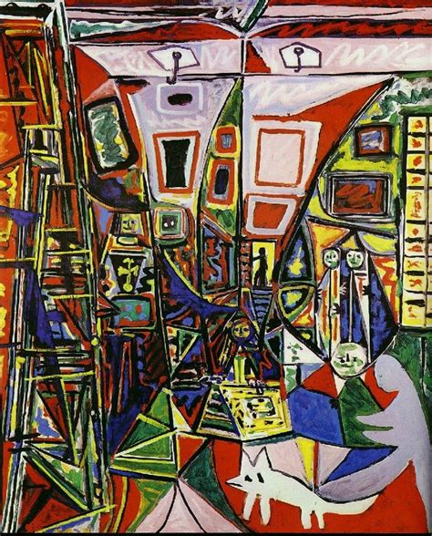 picasso paintings in order las meninas de picasso pretty things home