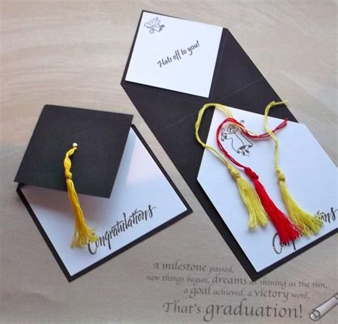 Origami Mortar Board - mortarboard by tessaduck at splitcoaststers
