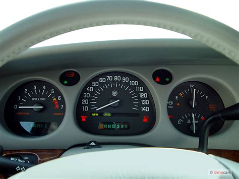 2001 buick century instrument cluster 2005 buick lesabre pictures photos gallery motorauthority