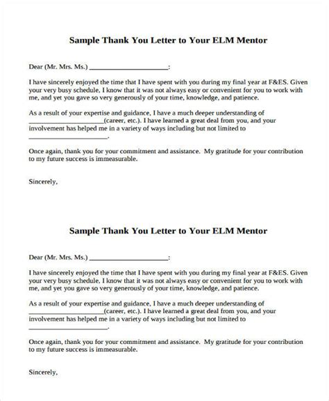 appreciation letter to a coach 11 sle coach thank you letters