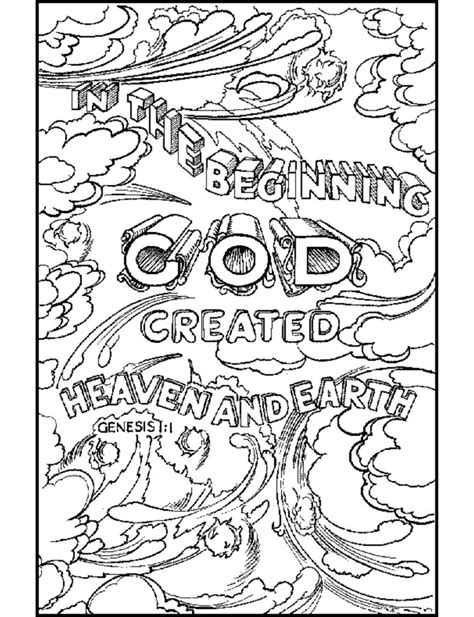 Creation coloring pages az coloring pages bible coloring sheets