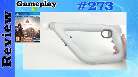 Playstation Vr Aim Controller Far Point Bundle playstation vr aim gun controller farpoint bundle ps4