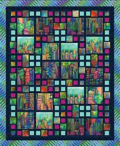 skyline sensation kit quilting by the bay in panama