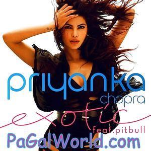 priyanka chopra ft pitbull exotic free mp3 download 320kbps priyanka chopra exotic ft pitbull mp3 song download