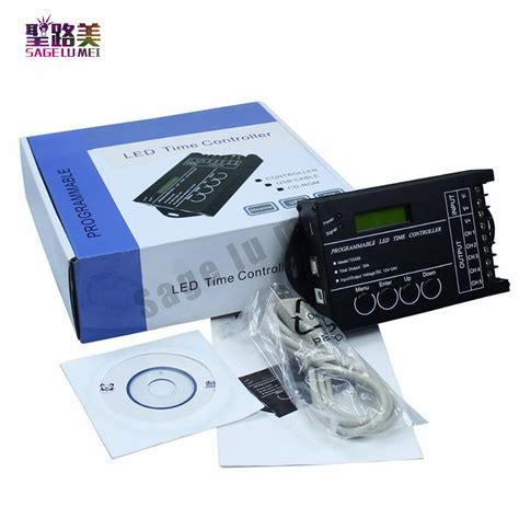 Lu Alis Rgb popular programmable rgb led controller buy cheap
