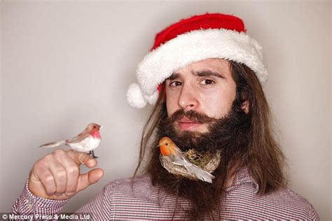 decorate beard for christmas this christmas is all about the beard hipsters decorate