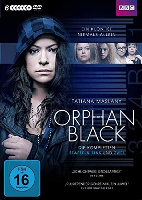 orphan film kaufen orphan black die kompletten staffeln eins und zwei film