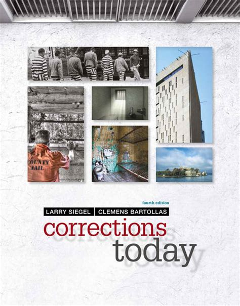 corrections today 4th edition cengage