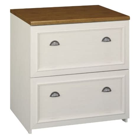 Best Lateral File Cabinet Bush Furniture Fairview 2 Drawer Lateral File Cabinet Antique White Best Price Babooss
