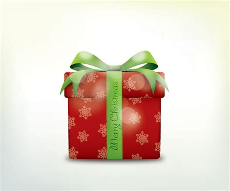 vector christmas gift box icons free download from