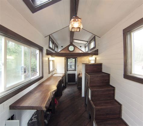 pictures of small homes interior rewild tiny house on wheels tiny living