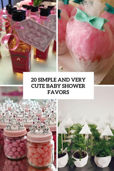 easy and cheap baby shower holidays archives shelterness