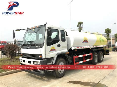 aspirateur à eau 2270 camions d eau potable en acier inoxydable nouvellement