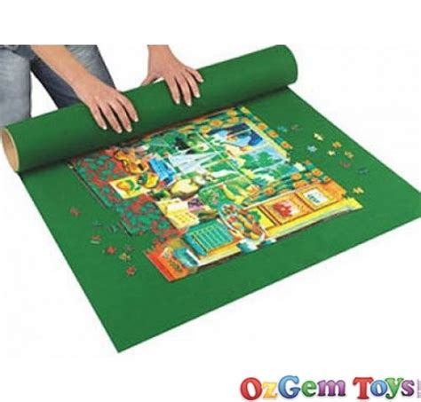 Jigsaw Puzzle Roll Up Mat Australia jigsaw puzzle roll up mat storage stores 2000 pieces with