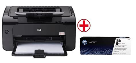 reset impresora hp laserjet pro p1102w impresora l 225 ser hp laserjet p1102w t 243 ner hp 85l