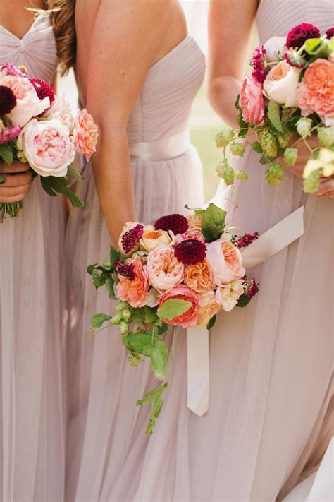 Bridesmaid Flowers by 10 Images About We David Roses On
