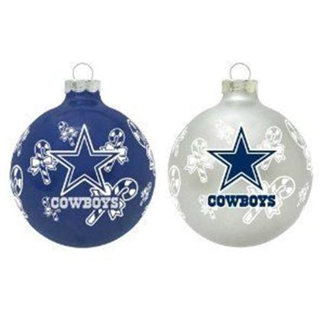 dallas cowboys christmas ornaments my boyz