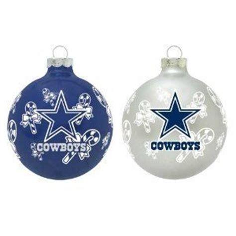 dallas cowboys christmas ornaments my boyz