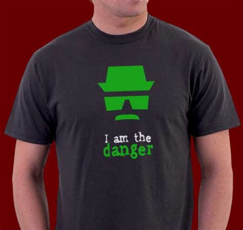 Tshirt Iam The Danget i am the danger curious inkling t shirts shirts and