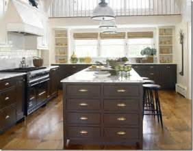 Brass Kitchen Cabinet Hardware Mixing Metals In Home Decor