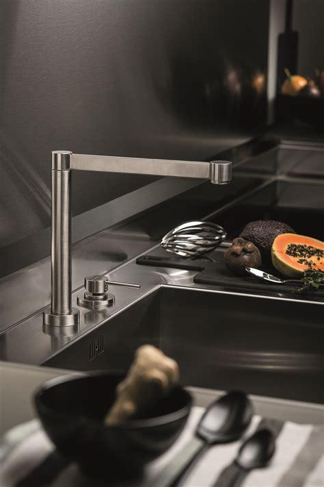 X TREND KITCHEN 2 hole kitchen mixer tap by NEWFORM