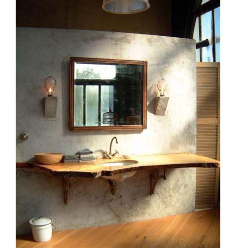 mobili da bagno rustici bagno stile rustico 20 idee per un bellissimo bagno rustico