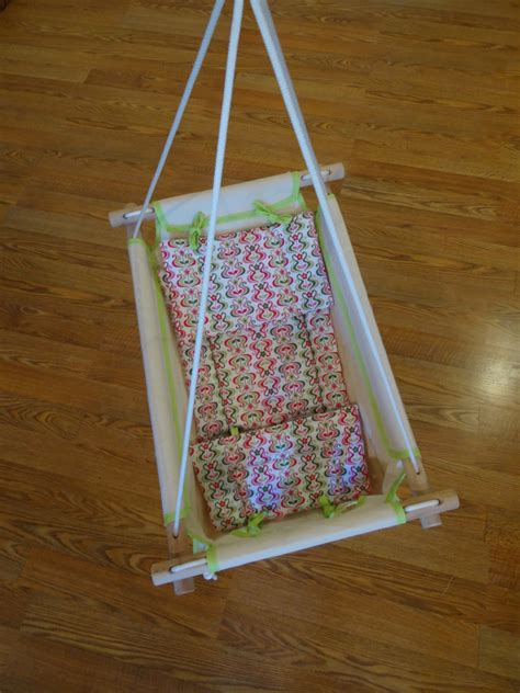 organic baby swing organic baby swing indoor swing outdoor by bamyorganicandmore