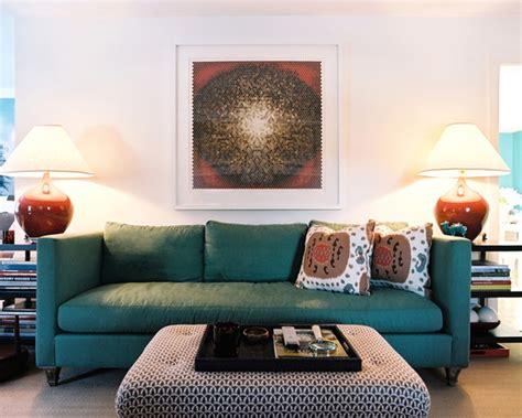 decorar sala sofa verde claro 10 fotos de salas de estar decora 231 227 o de sof 225 azul