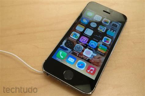 e iphone 5s iphone 5s celulares e tablets techtudo