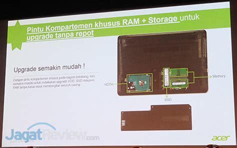 Harga Acer Kaby Lake acer resmikan laptop i 8th kaby lake r pertama