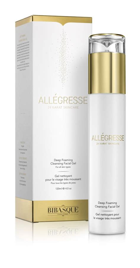 Gold Skin Detox by Allegresse 24k Gold Foaming Cleansing Gel