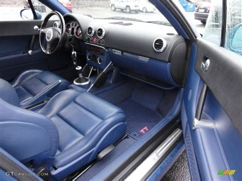 audi tt interior 2002 denim blue interior 2002 audi tt 1 8t quattro coupe photo