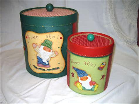 como decorar latas de tabaco tarros reciclados