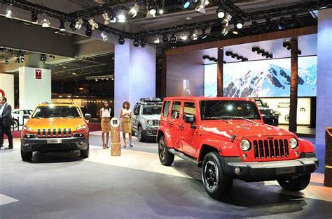 Jeep Al Jeep Al Salone Di Parigi 2014 Foto 32 32 Allaguida
