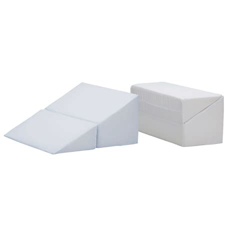 folding bed wedge pillows